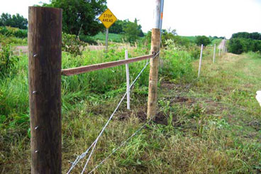 Building High Tensile Fence A Simple How To Guide